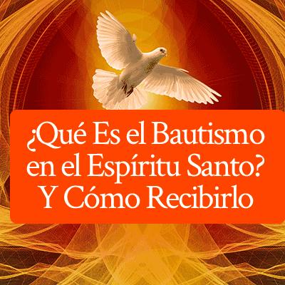 Qué es el bautismo en el Espíritu Santo? Y Cómo Recibirlo | por Jamie Rohrbaugh | DeSuPresencia.com