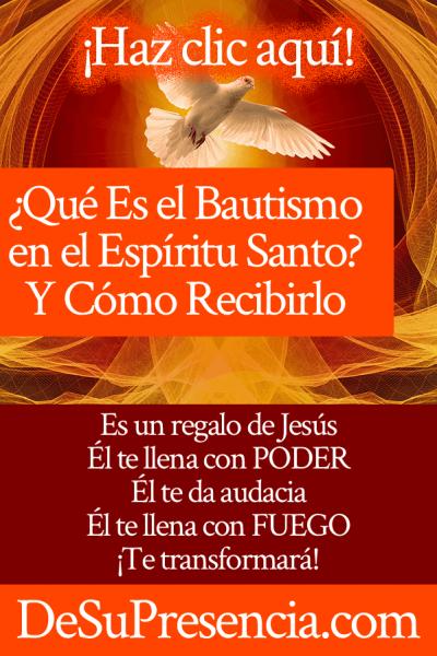 Que-es-el-bautismo-en-el-Espiritu-Santo | Jamie Rohrbaugh | DeSuPresencia.com