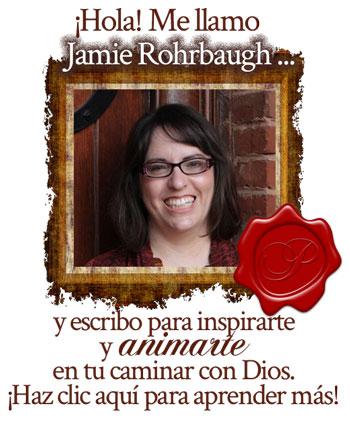 Jamie Rohrbaugh | DeSuPresencia.com | FromHisPresence.com | OverNotUnder.com