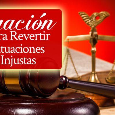 Oracion para Revertir Situaciones Injustas por Jamie Rohrbaugh DeSuPresencia.com